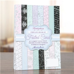 Hunkydory Fabulous Book of Foiled Card