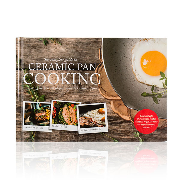 The Complete Guide to Ceramic Pan Cooking No Colour