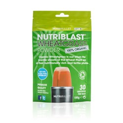 Nutriblast 100g Wheatgrass Powder