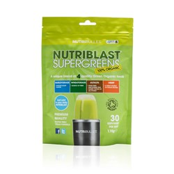 Nutriblast 170g Supergreens