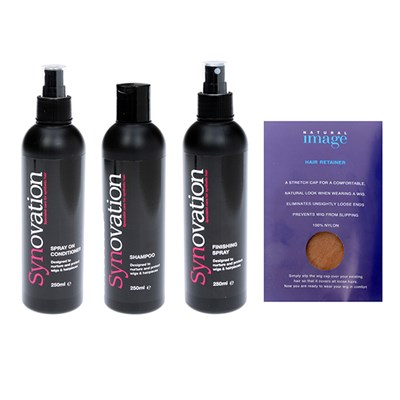 Wig 4 Piece Aftercare Kit