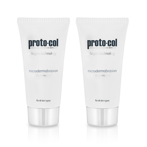 2 For 1 Proto-col Microdermabrasion 60ml No Colour