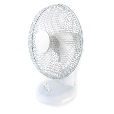 Beldray 12inch Oscillating Desk Fan