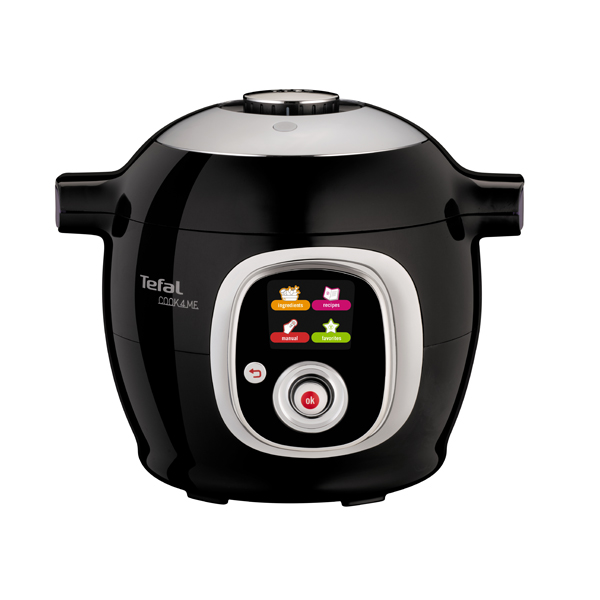 Tefal Cook4me One Pot Digital Cooker No Colour