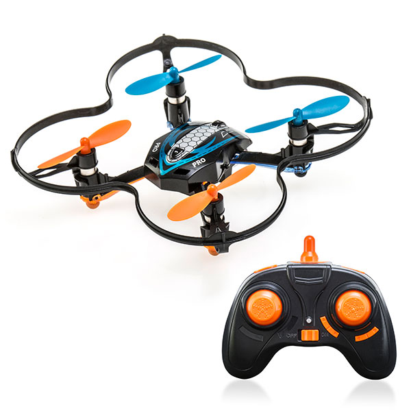 Nano Drone Pro (Suitable for 8 Years Plus) Blue