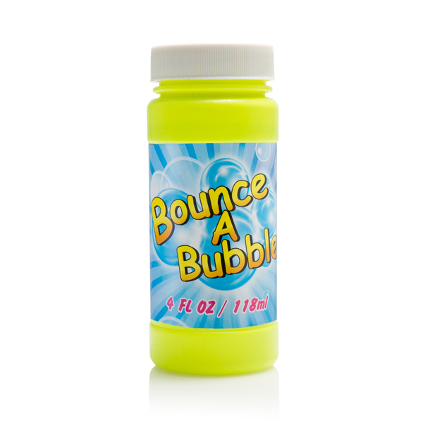 Bounce A Bubble Refill No Colour