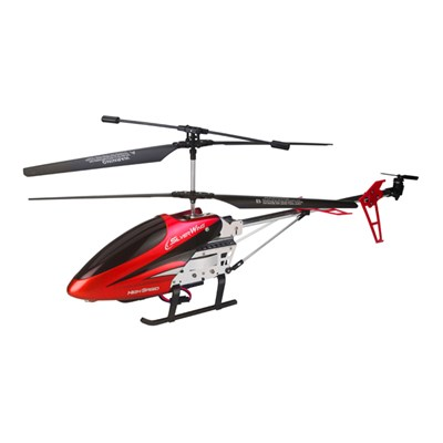 Z77 Indoor / Outdoor Gyro Helicopter with Rechargeable Battery and Remote Control