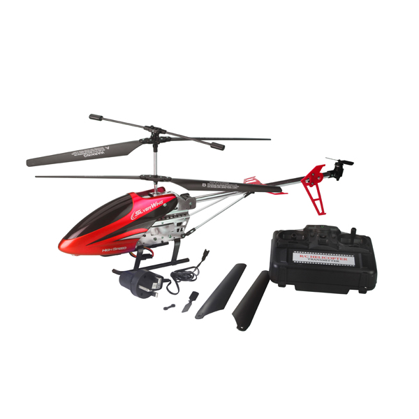z77 indoor outdoor gyro helicopter with rechargeable