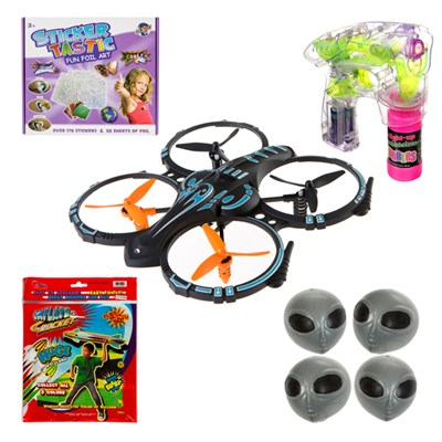 Christmas Cracker Toy Bundle