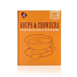Image of Soups & Chowders Recipe Book