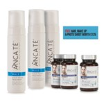 ANCA TE Male Healthy Hair Growth Kit - 3 Month Programme with Photo Shoot Voucher