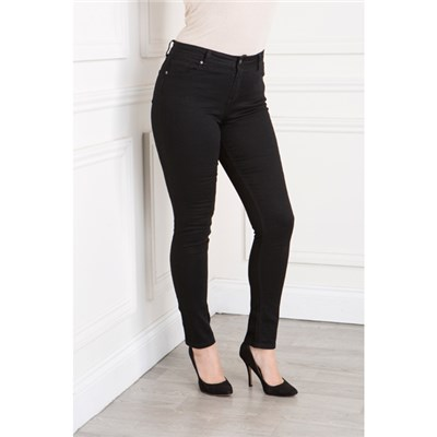 Sugar Crisp Shape and Lift 29 Inch Straight Leg Jean