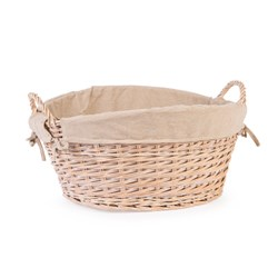 NEAT Lined Wash Basket