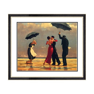 Jack Vettriano The Singing Butler Print