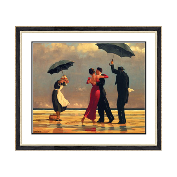 Jack Vettriano The Singing Butler Print No Colour