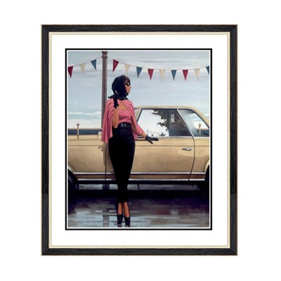 Jack Vettriano Suddenly One Summer Print