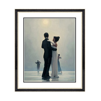Jack Vettriano Dance Me To The End Of Love Print