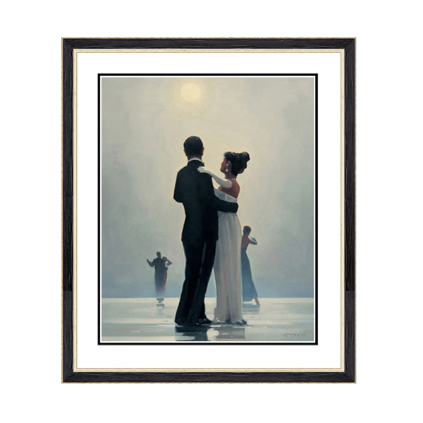 Jack Vettriano Dance Me To The End Of Love Print No Colour