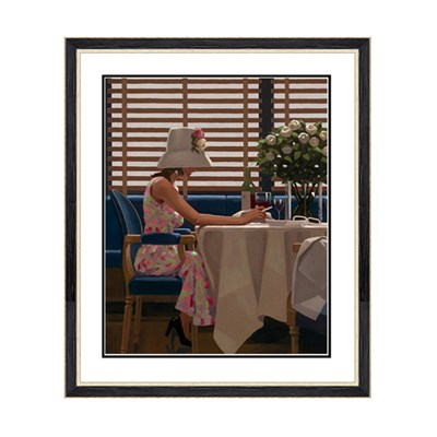 Jack Vettriano Days of Wine And Roses Print