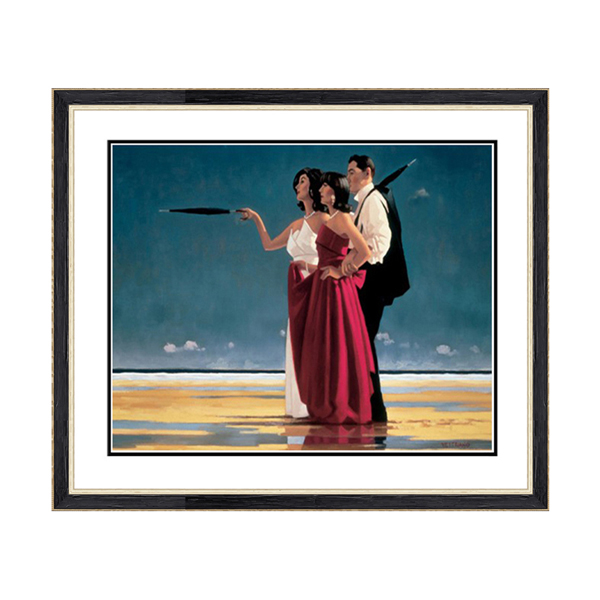 Jack Vettriano The Missing Man I Print No Colour