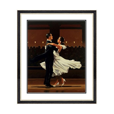 Jack Vettriano Take This Waltz Print