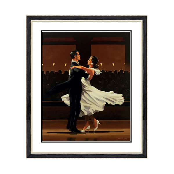 Jack Vettriano Take This Waltz Print No Colour