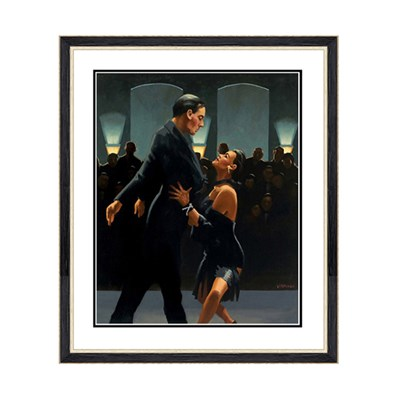 Jack Vettriano Rumba in Black Print