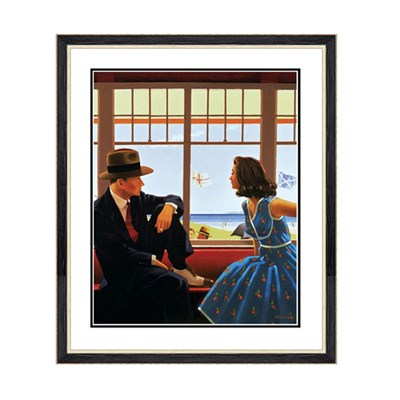 Jack Vettriano Edith and The Kingpin Pri