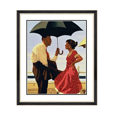 Jack Vettriano Bad Boy Good Girl Print