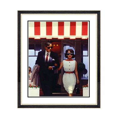Jack Vettriano Lunchtime Lovers Print