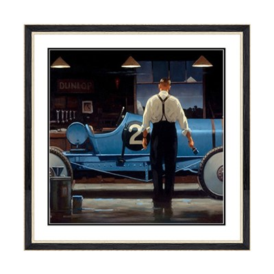 Jack Vettriano Birth of a Dream Print