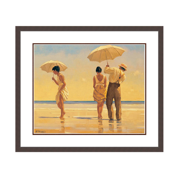 Jack Vettriano Mad Dogs Print No Colour