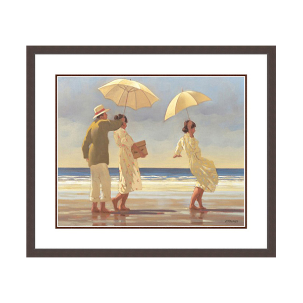 Jack Vettriano The Picnic Party Print No Colour