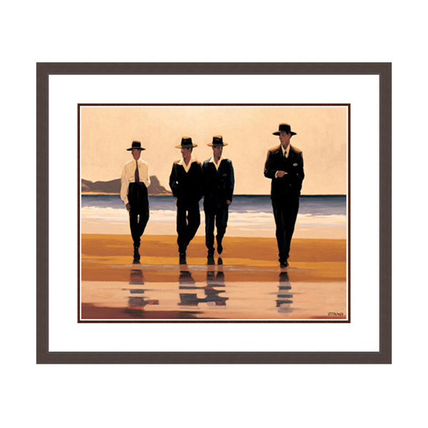Jack Vettriano The Billy Boys Print No Colour