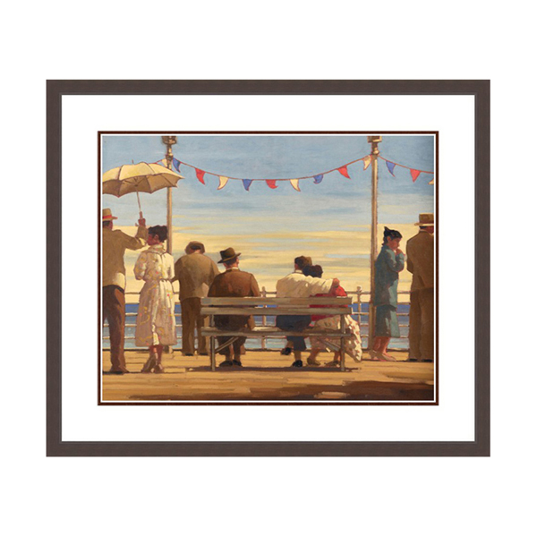 Jack Vettriano The Pier Print No Colour