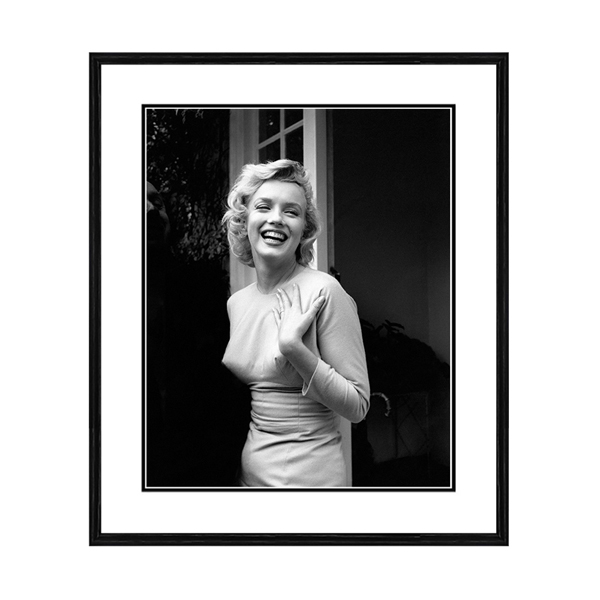 Getty Images Happy Marilyn Print No Colour