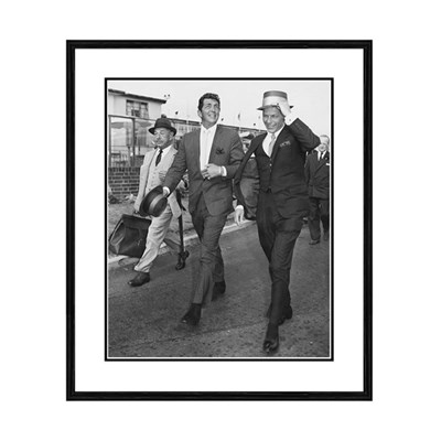 Getty Images Martin & Sinatra Print