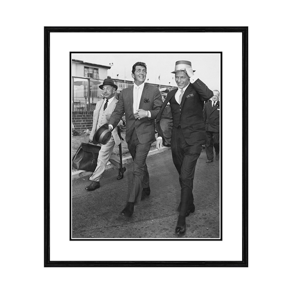 Getty Images Martin & Sinatra Print No Colour