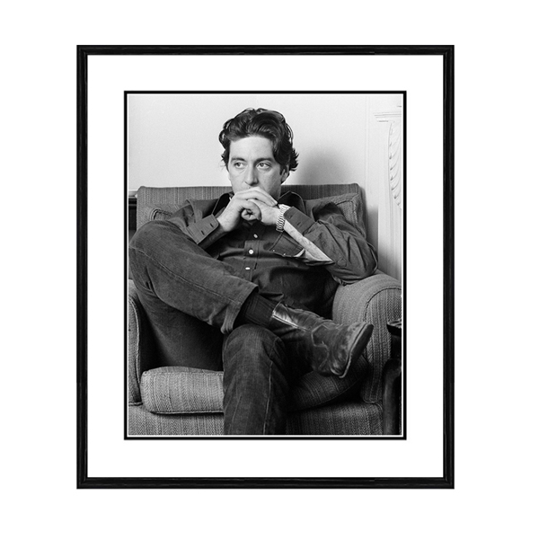 Getty Images Thoughtful Pacino Print No Colour