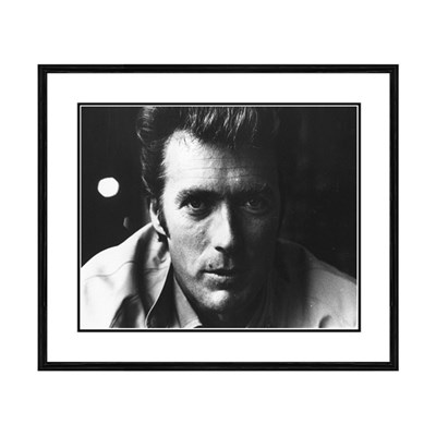 Getty Images Clint Eastwood Print