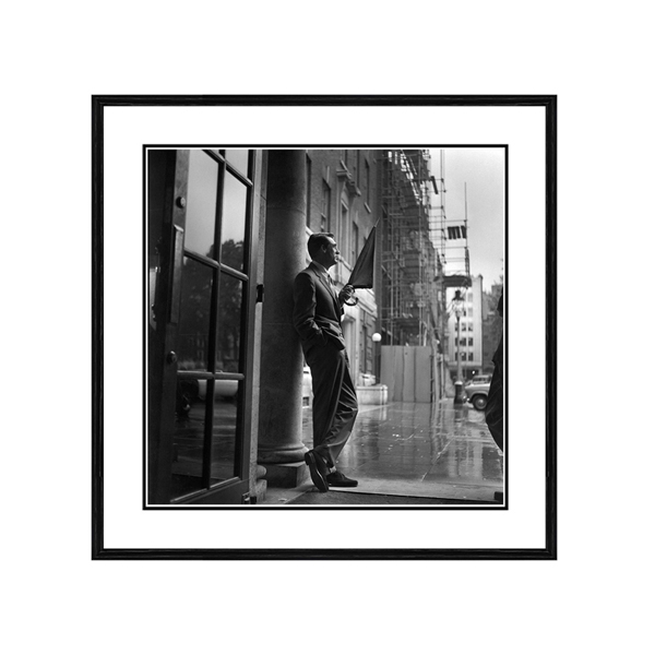 Getty Images Cary in The Rain Print No Colour