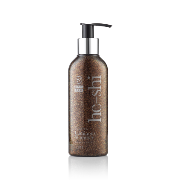 he-shi Luminous Shimmer 150ml No Colour