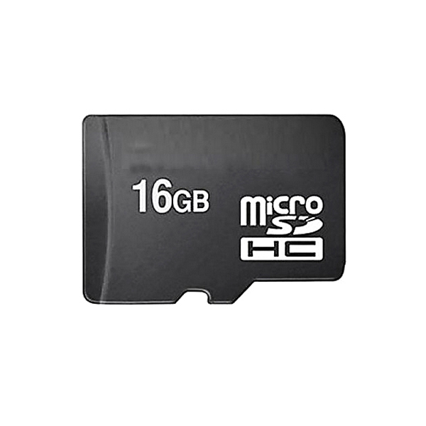 Kingston 16GB Class 10 Micro SD Card with Adaptor No Colour