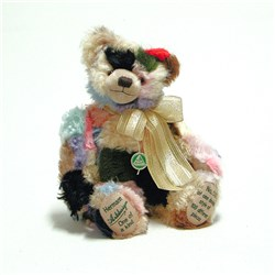 Art Design Bear by HERMANN - Spielwaren - Limited Edition - 100 Pieces