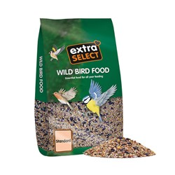 Extra Select 12.75kg Bag Standard Seed Mix