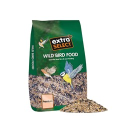 Extra Select 12.75kg Bag Premium Seed Mix