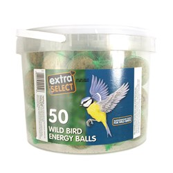 Extra Select 50 Pack Fat Balls