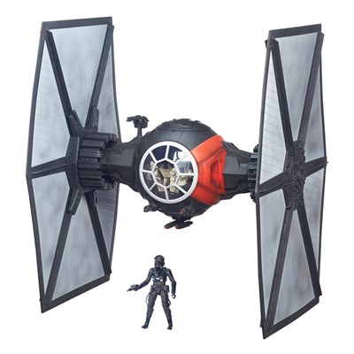 Star Wars E7 Black Series 6 Vehicle Starfighter Deluxe