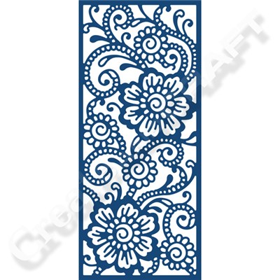 Tattered Lace Mia Panel Die