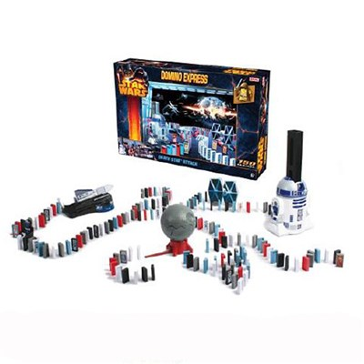Domino Express Star wars Death Star Attack 150 Piece